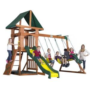backyard swing set reviews
