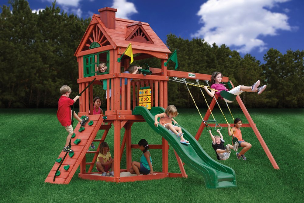 best gorilla swing set