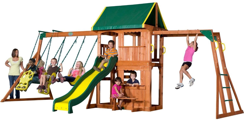 best swing set for kids