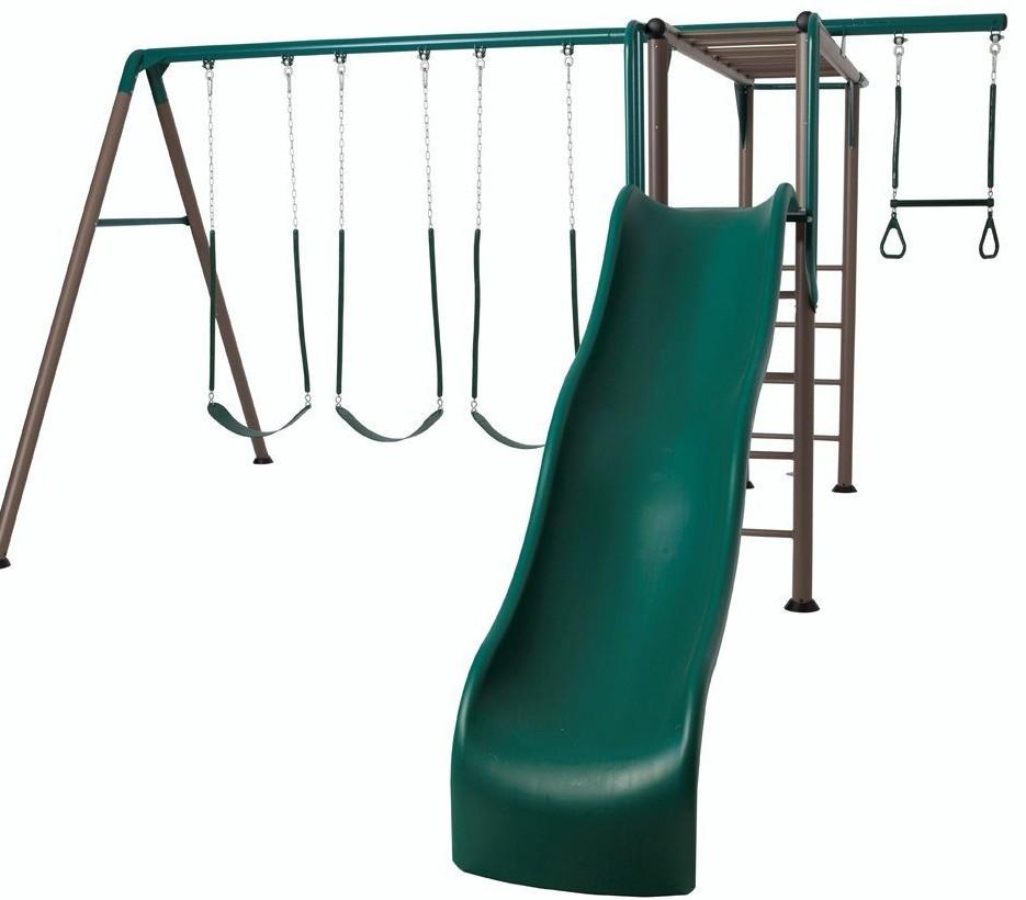 lifetime swing set