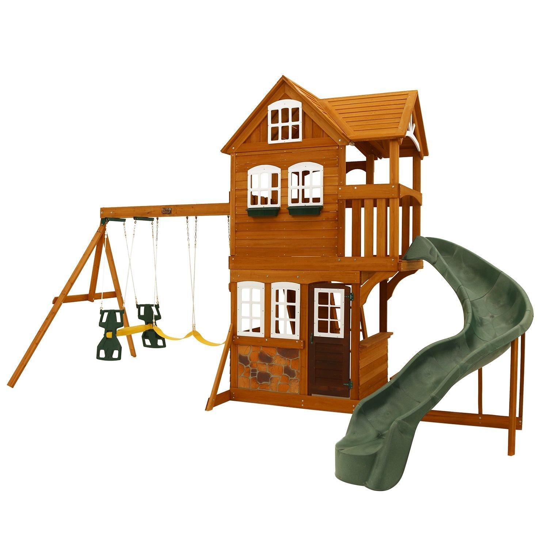 playhouse swing set 3