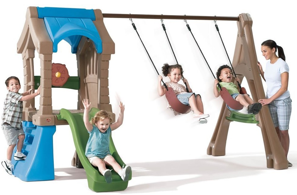 Swing Sets For Toddlers Swing Set Resource