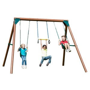 swing set just swings